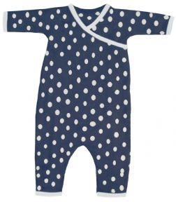 Snowdrop Sleep suit Navy